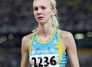 Ольга Рыпакова, лёгкая атлетика, казахстан, усть-каменогорск