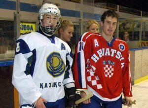 хоккей, казахстан, чемпионат мира