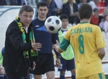 Равиль Сабитов: «Кто еще предложит мне Лигу чемпионов?»
