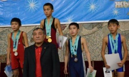 Сообщается на официальной странице федерации борьбы казахстана вконтакте