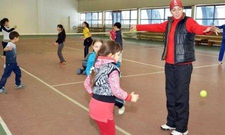 Вера Тихомирова: «В Атырау всего один теннисный корт»