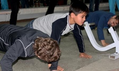В Шымкенте определили лучших по физпоготовке среди гребцов