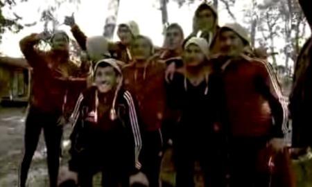 Футболисты «Актобе» сняли «Турецкий Гамбит»
