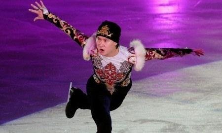 Фоторепортаж с ледового шоу «Денис Тен и друзья»