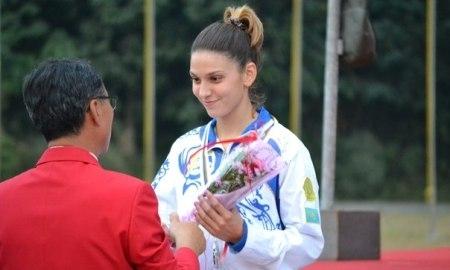 Арина Джиенбаланова: «Думаю, мне будет по силам попасть на Олимпиаду»