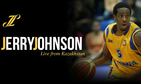 Матерый казахский ветеран Евролиги Джонсон для турнира ФИБА-Азия