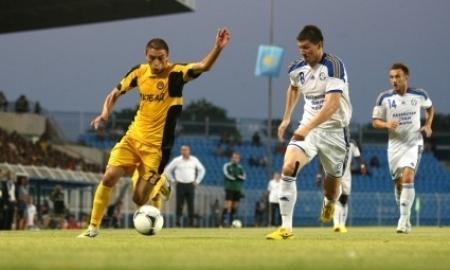 «Ботев» — «Астана» 5:0. Беспомощная «Астана»