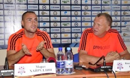 Владимир Никитенко: «Мы будем играть в тот футбол, в который мы всегда играем»