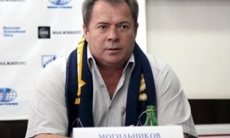 Могильников, Сергей Петрович — Википедия