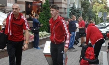 «Актобе» прилетел в Киев