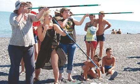 В Алматинской области прошел чемпионат по стрельбе из рогатки и стрелометательной трубки сарбакан