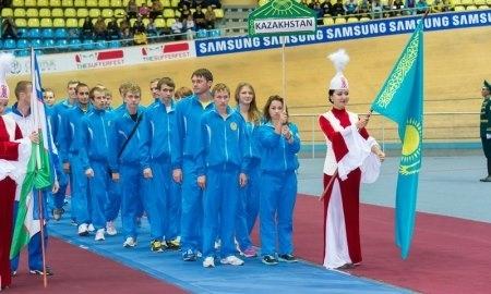 Казахстанские пятиборцы завоевали золотые и бронзовые медали на домашнем чемпионате Азии