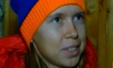 Фристайлистка Юлия Галышева готовится к Олимпиаде на горнолыжной базе Усть-Каменогорска