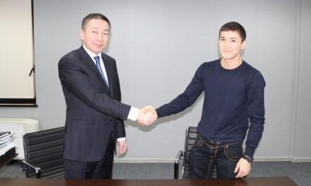 Ермек Куантаев стал игроком «Кайрата»