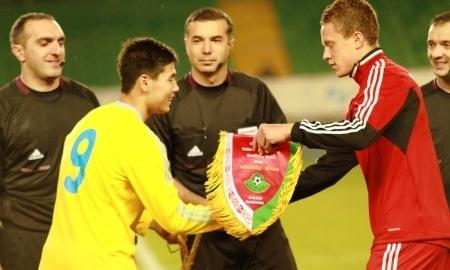 Трансляция матча «Кубка Содружества» Беларусь U-21 — Казахстан U-21