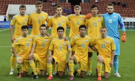 Молодежная сборная Казахстана уступила России в четвертьфинале Кубка Содружества