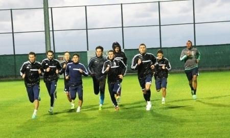 «Ордабасы» переиграл клуб из Германии