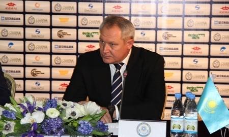 <strong>Красножан возглавил сборную Казахстана</strong>