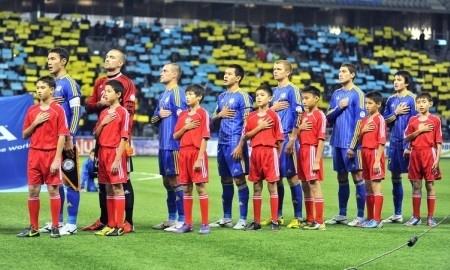 <strong>Сборная Казахстана узнала соперников по группе в квалификации ЕВРО-2016</strong>