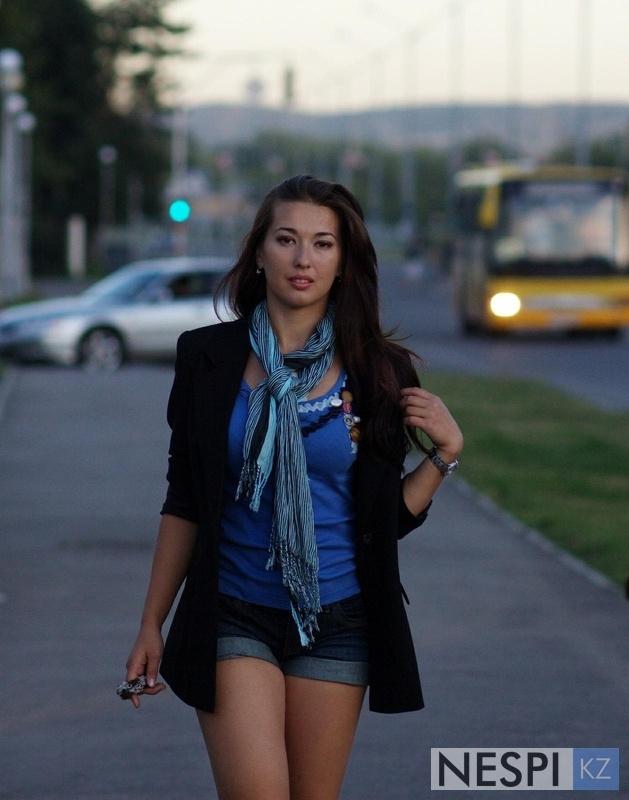 Самая сексуальная в казахстане
