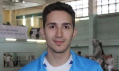 Эльмир Алимжанов: «Готов побороться за восьмерку сильнейших шпажистов Мира»