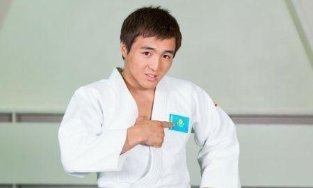 Елдос Сметов - серебряный призер Гран-при по дзюдо в Самсуне…