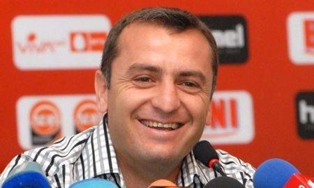 <strong>Вардан Минасян — главный тренер «Тобола»</strong>