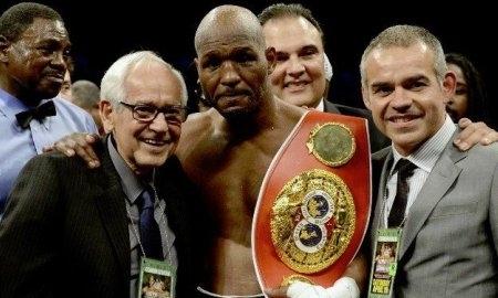 Бернард Хопкинс: «Шуменов еще станет чемпионом в будущем»