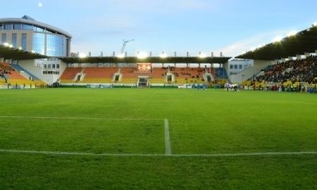 Ремонт стадиона в Актобе еще не закончен