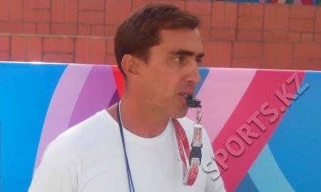 Сергей Дроздов: «На Азиатских играх задача — первое место»