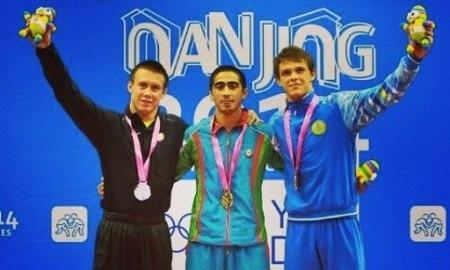 Евгений Поливадов: «Моя мечта — выиграть взрослую Олимпиаду, и это первый большой шаг к ней»