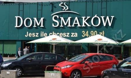 Варшава в преддверии матча «Легия» — «Актобе»