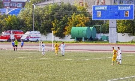 Первая лига: «Вылазка «Окжетпеса»