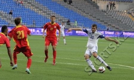Статистика товарищеского матча Казахстан — Кыргызстан 7:1