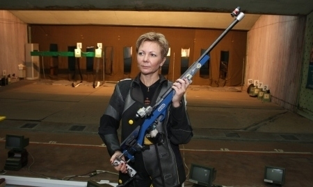 <strong>Казахстанка Ольга Довгун стала чемпионкой Азиады в стрельбе из трех положений</strong>