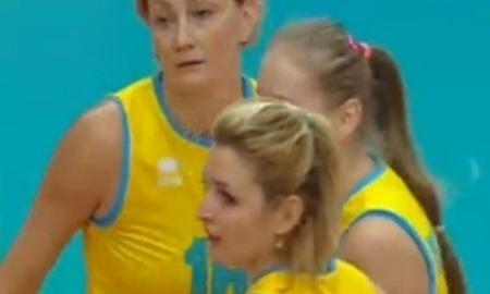 Волейболистки Казахстана обыграли Мексику на чемпионате Мира в Италии