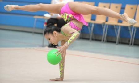 <strong>Казахстанские гимнастки завоевали «бронзу» Азиады</strong>