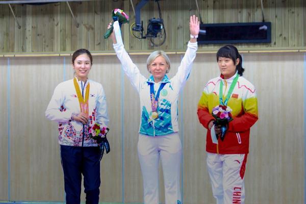 Ольга Довгун прощается с большим спортом