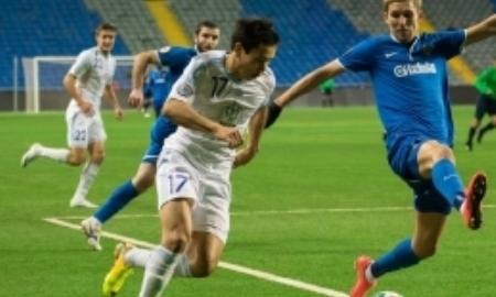 Нусербаев забил 35-й мяч за «Астану»