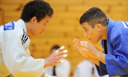 Казахстанские дзюдоисты проиграли на старте молодежного чемпионата Мира