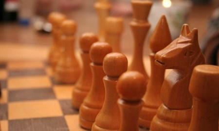 В Караганде проходит командный чемпионат страны по быстрым шахматам