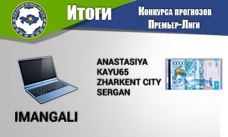 Определен победитель конкурса прогнозов Премьер-Лиги