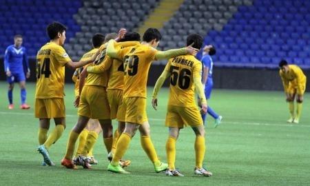 «Кайрат» выиграл Кубок ПФЛ