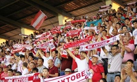«Актобе» — самый посещаемый клуб сезона в КПЛ