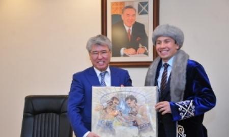 Арыстанбек Мухамедиулы: «Геннадий Головкин — гордость не только Казахстана, но и всего мирового спорта»