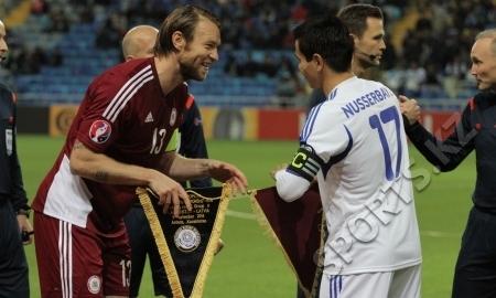 <strong>«Ордабасы» интересуется капитаном сборной Латвии</strong>