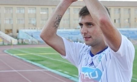 Артём Касьянов с поздравлениями из Украины