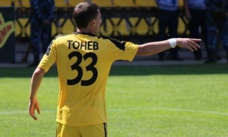 Никола Тонев: «Я хочу всего лишь играть в футбол»