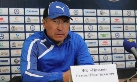 Ойрат Садуов назначен главным тренером «Байтерека»