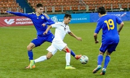 Казахстан проиграл Таджикистану на Кубке Содружества